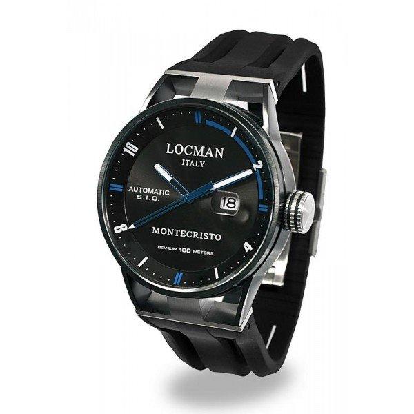 Buy Locman Men's Watch Montecristo Automatic 0511KNBKFBL0GOK