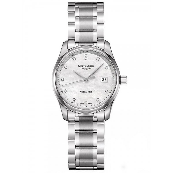 Buy Longines Women's Watch Master Collection Automatic L22574876