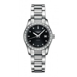 Buy Longines Women's Watch Conquest Classic Automatic L22850576