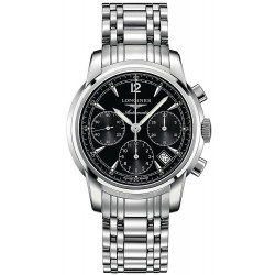 Longines Men's Watch Saint-Imier L27524526 Automatic Chronograph