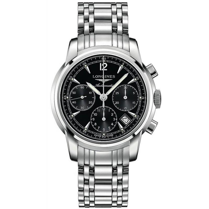 lowest price cf1a2 eb04e Longines Men 's Watch Saint-Imier L27524526 Automatic Chronograph