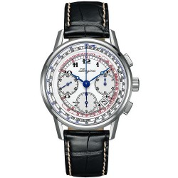 Buy Longines Men's Watch Heritage Tachymeter Automatic Chronograph L27814132