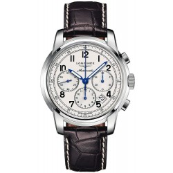Buy Longines Men's Watch Saint-Imier L27844730 Chronograph Automatic