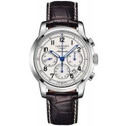 Longines Men's Watch Saint-Imier L27844730 Chronograph Automatic