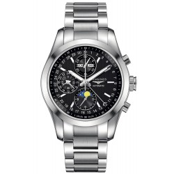 Longines Men's Watch Conquest Classic Chronograph Automatic L27984526