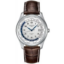 Buy Longines Men's Watch Master Collection GMT L28024703 Automatic