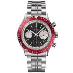 Longines Men's Watch Heritage Diver 1967 L28084526 Automatic Chronograph