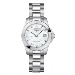 Longines Women's Watch Conquest Classic L32774876 Quartz