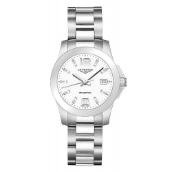 Longines Women's Watch Conquest L33774166 Quartz