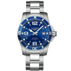 Buy Longines Men's Watch Hydroconquest L36424966 Automatic