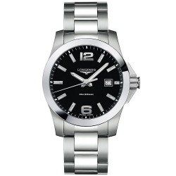 Longines Men's Watch Conquest Quartz L36594586