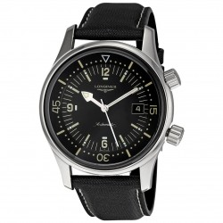 Longines Men's Watch Heritage Legend Diver Automatic L36744500