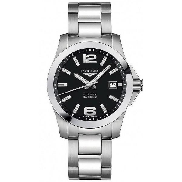 Buy Longines Men's Watch Conquest L36764586 Automatic