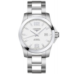 Buy Longines Men's Watch Conquest L36774766 Automatic