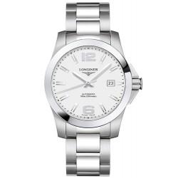 Longines Men's Watch Conquest L36774766 Automatic