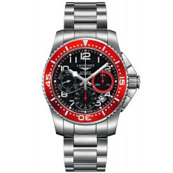 Buy Longines Men's Watch Hydroconquest Automatic Chronograph L36964596