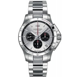 Buy Longines Men's Watch Conquest L36974066 Automatic Chronograph