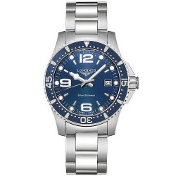Buy Longines Men's Watch Hydroconquest L37404966 Quartz