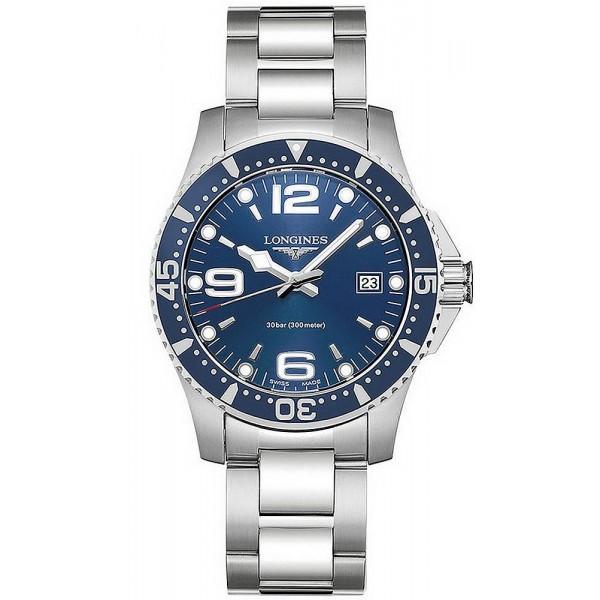 Buy Longines Men's Watch Hydroconquest L37404966 Quartz