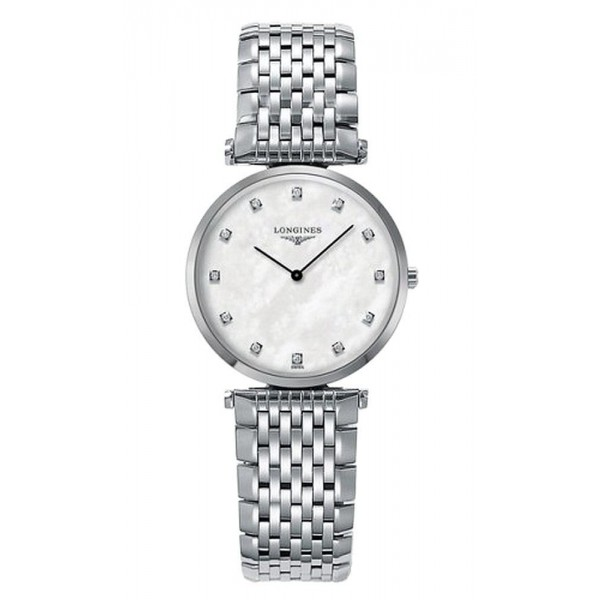 Buy Longines Women's Watch La Grande Classique L45124876 Quartz