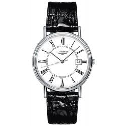 Longines Men's Watch La Grande Classique Presence L47904112 Quartz