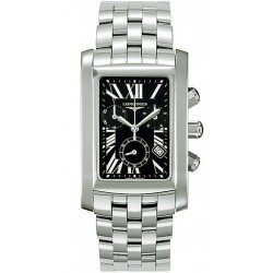 Buy Longines Men's Watch Dolcevita L56804796 Quartz Chronograph