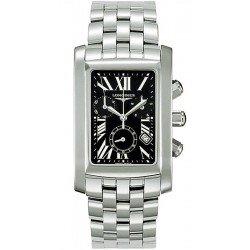 Longines Men's Watch Dolcevita L56804796 Quartz Chronograph