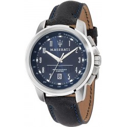 Buy Maserati Men's Watch Successo R8851121003 Quartz