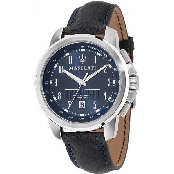Buy Maserati Men's Watch Successo R8851121003 Quartz