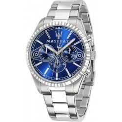 Maserati Men's Watch Competizione Quartz Multifunction R8853100009