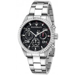 Buy Maserati Men's Watch Competizione R8853100012 Quartz Multifunction