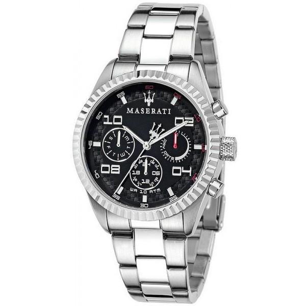 Buy Maserati Men's Watch Competizione R8853100012 Quartz Multifunction