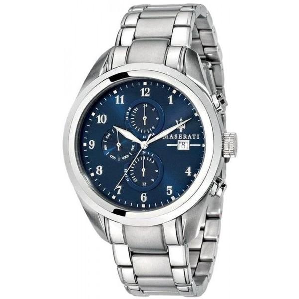 Buy Maserati Men's Watch Traguardo R8853112505 Quartz Multifunction