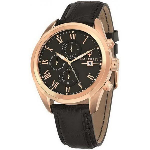 Buy Maserati Men's Watch Traguardo R8871612001 Quartz Chronograph