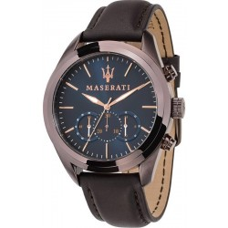 Buy Maserati Men's Watch Traguardo R8871612008 Quartz Chronograph