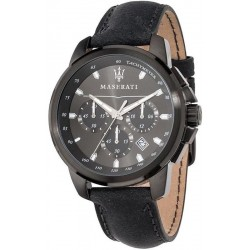 Maserati Men's Watch Successo R8871621002 Quartz Chronograph