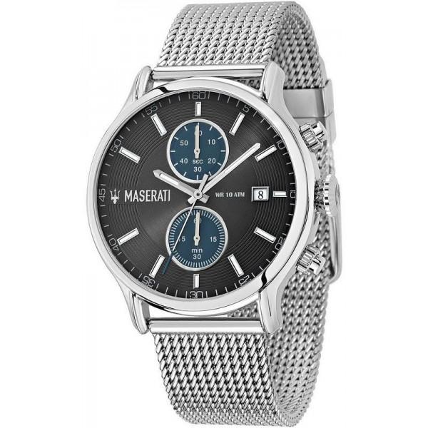 Buy Maserati Men's Watch Epoca R8873618003 Quartz Chronograph
