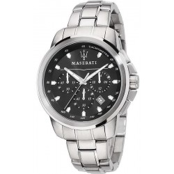 Buy Maserati Men's Watch Successo Quartz Chronograph R8873621001