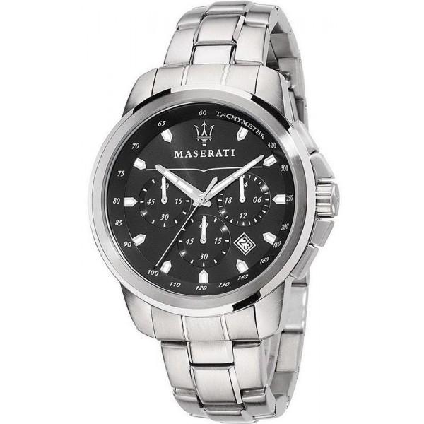 Buy Maserati Men's Watch Successo Quartz Chronograph R8873621001