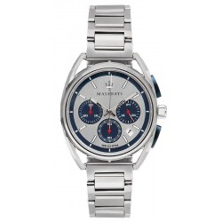 Buy Maserati Men's Watch Ricordo Quartz Chronograph R8873632001