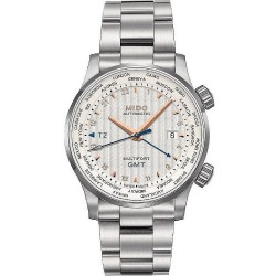 Mido Men's Watch Multifort GMT Automatic M0059291103100