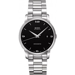 Mido Men's Watch Baroncelli III COSC Chronometer Automatic M0104081105190
