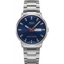 Mido Men's Watch Commander II COSC Chronometer Automatic M0214311104100
