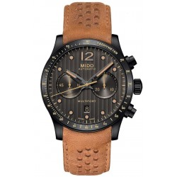Mido Men's Watch Multifort Adventure Automatic Chronograph M0256273606110