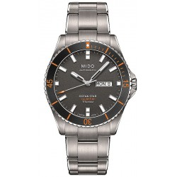 Mido Men's Watch Ocean Star Captain V Automatic Titanium M0264304406100