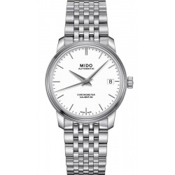 Mido Women's Watch Baroncelli III COSC Chronometer Automatic M0272081101100