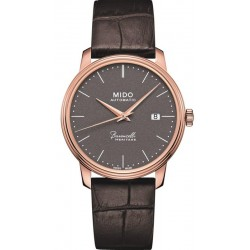 Mido Men's Watch Baroncelli III Heritage M0274073608000 Automatic