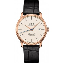 Buy Mido Men's Watch Baroncelli III Heritage Automatic M0274073626000