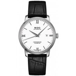 Mido Men's Watch Baroncelli III Chronometer Automatic M0274081601800