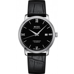 Mido Men's Watch Baroncelli III COSC Chronometer Automatic M0274081605800